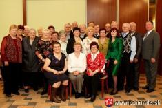 Stretnutie 65-níkov 3.11.2012 -