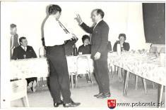 Ján Tešlár -Dňa 25.mája si pripomenieme 25.výročie odsmrti pedagóga, zanieteného folklóristu aochotníckeho divadelníka Jána Tešlára.