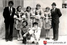 Ján Tešlár -- Švermovo, 22.4.1979 - Horehronská valaška