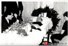 Ján Tešlár -- rakva so zosnulým Jánom Tešlárom