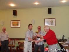 FIDE Open Pohorela 2010-- atu je absolútny víťaz GM Tomáš Likavský    Od1.8. - 7.8.2010 sa konal šachový turnaj už 10.ročník šachového turnaja Fide Open Pohorelá.   Oproti predošlým ročníkom turnaj bol vtrvaní sedem dni zaúčasti 31hráčov zo Slovens