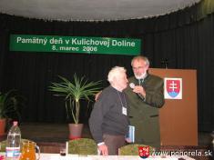 Lavínové nešťastie lesných robotníkov 1956-8.3.2006 - Tomáš Frajt aIng. Ján Mičovský