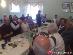 Družobné oslavy 65.výročia SNP -