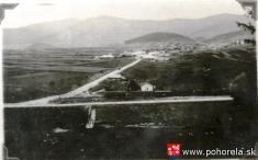 1931 -1931 - Celkový pohľad zjuhu naPohorelú