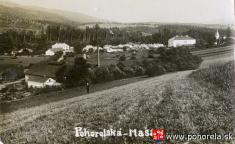 1931 -1931 - Čiastočný pohľad zjuhozápadu- P.Maša