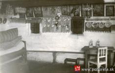 1931 -1931 - Izba sposteľou apostieľkou