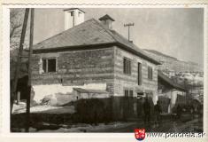 1960 -1960 - Požiarna zbrojnica vo výstavbe