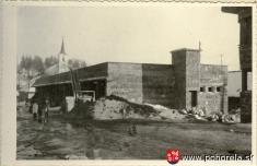 1960 -1960 - Obchodný dom vo výstavbe