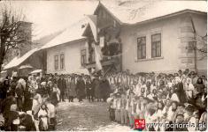 Pohorelá - asi 1941-