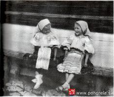 Kamarátky -rok 1953