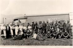 Z histórie hasičstva v Pohorelej
