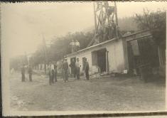 1958 - Demontáž starej požiarnej zbrojnice