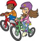 cyklisti - deti