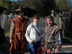 Dni obce 2013-... či odfotiť sa srytiermi vdobovývh kostýmoch