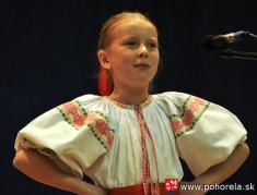 DFS Mladosť -Kristínka Gandžalová